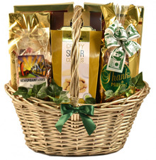 Good As Gold - Thank You Gift Basket