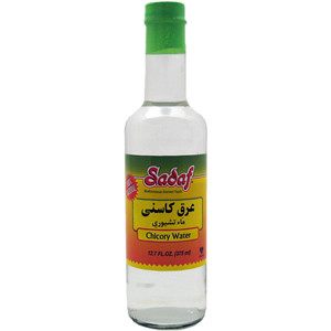 Aragh Kasni - Chicory Water 12.7 fl. oz. - Sadaf