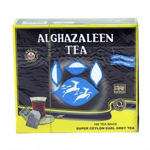 Black Tea with Earl Grey 100 Tea Bags​ - Do Ghazal
