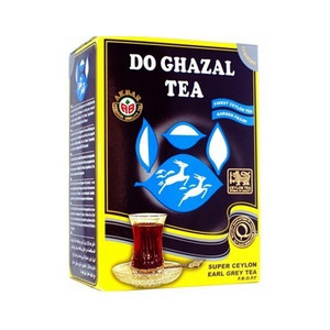 Black Tea with Earl Grey  (500 gr) - Do Ghazal