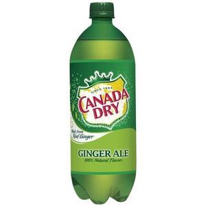 Canada Dry (2 Liter Bottle)