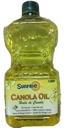 Canola Oil (1L) - Sunfrie