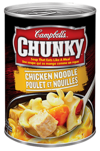 Chunky Soup Chicken Noodle (540 ml) - Campbell's
