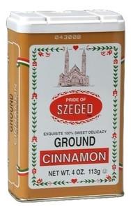 Cinnamon(4 OZ) - SZEGEO