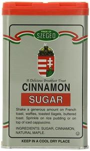 Cinnamon Sugar(8 OZ) - SZEGEO