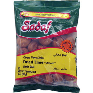 Dried Lime - Omani (85 gr) - Sadaf