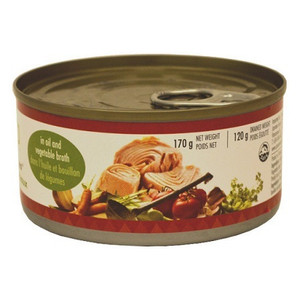 Easy open Tuna Fish in Oil 170g - Jasmine