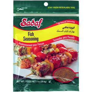 Fish Seasoning 1 oz.- Sadaf