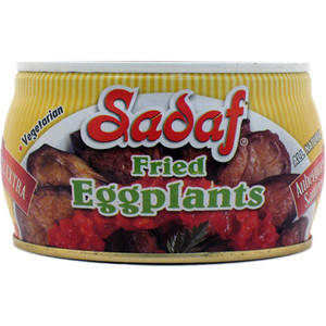 Fried Eggplant Slices (15 oz.) - Sadaf