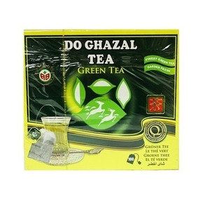 Green Tea - 100 Tea Bags​ - Do Ghazal