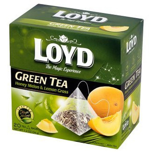Green Tea with honey Melon & Lemon Grass- LOYD