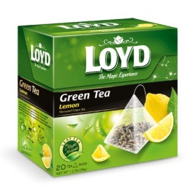 Green Tea with Lemon - LOYD