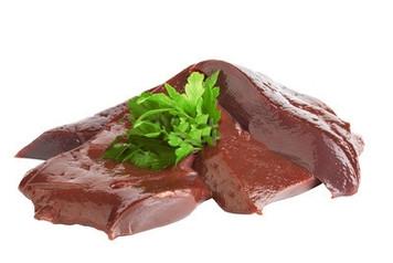 Halal beef Liver - 1 kg - Basha