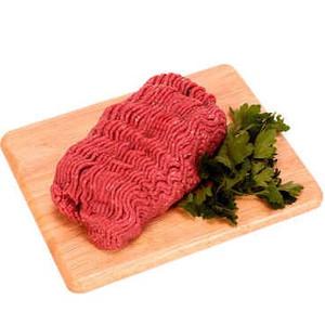 Halal Extra Lean Ground Beef - 1 kg (95% lean meat / 5% fat) - Basha