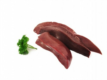 Halal Lamb Liver 0.5 kg - Basha