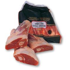 Large Halal Lamb Shank 3Pcs
