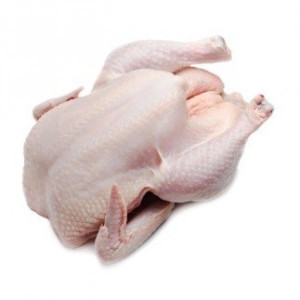 Halal Whole Chicken - 1 Pcs (1.1-1.2) - Basha