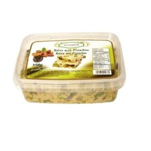 Halva with Extra Pistachios  (350 g) - Jasmine