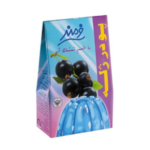 Jelly Powder Blueberry Flavor 100 g - Farmand