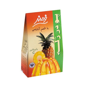 Jelly Powder Pineapple Flavor 100 g - Farmand
