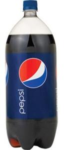 Pepsi (2 Liter Bottle)