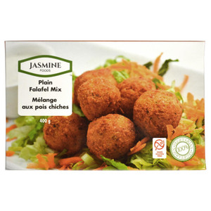 Plain Falafel Mix 400g - Jasmine