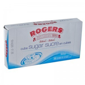 Sugar Cube Tray 500g - Rogers