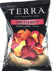 Sweet & Beets Vegetable Chips, 453g - Terra