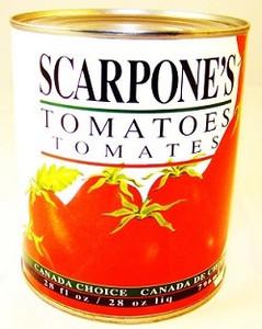 Tomatoes 796ml - SCARPONE'S