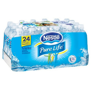 Water 24 Pack - 500 ml