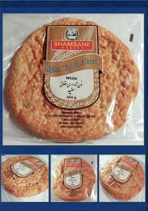 White Round Afghan Tandoori- SHAMSANE Bakery