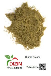 Cumin Ground 200 gr - DIZIN