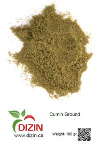 Cumin Ground 100 gr - DIZIN