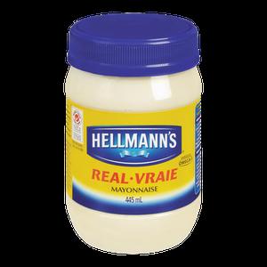 Real Mayonnaise (445mL) - HELLMANN'S