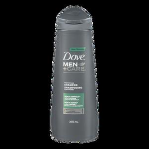 Men+Care Aqua Impact Shampoo (355mL) - DOVE