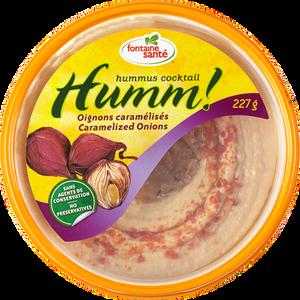 Hummus, Caramelized Onion (283g) - Sabra