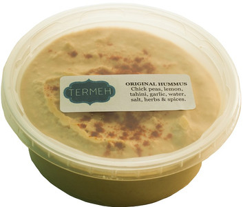 Hummus (Homemade Style) 8 Oz (228 gr) - Termeh