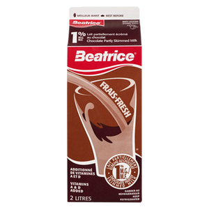 Chocolate Milk (2 L) - BEATRICE