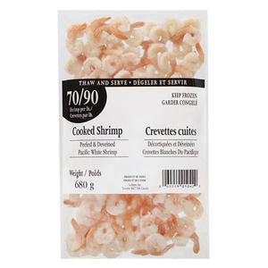 Cooked Shrimp (680 g)