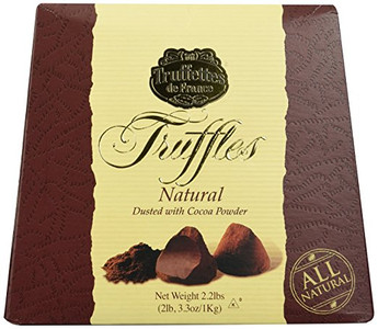 Truffles Original Dusted /Cocoa Powder Chocmod 1 kg - Truffettes de France