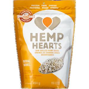 Organic Hemp Hearts (454 g) - MANITOBA HARVEST