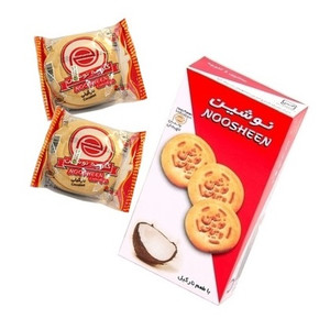 Coconut Cookie 4 Pcs - Noosheen