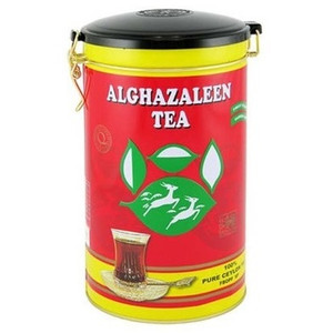 Ceylon Tea (500 gr) Tin - Do Ghazal