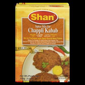 Chappli Kabab Spice Mix (100 g) - Shan