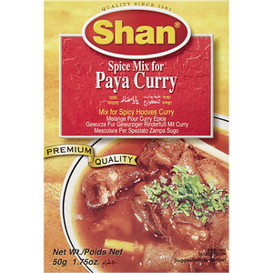 Spice Mix, Paya Curry (50 g) - Shan
