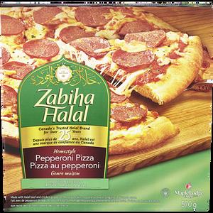 Halal Pepperoni Pizza (570 g) - Zabiha Halal
