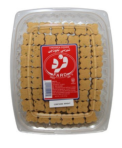 Chickpea Cookie, (9 Oz) - Fard