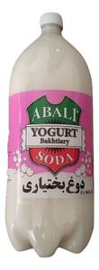 Yogurt Beverage Soda Bakhtiari (2L) - Abali