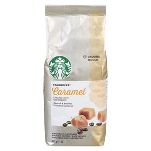 Caramel Flavoured Coffee (311 g) - STARBUCKS