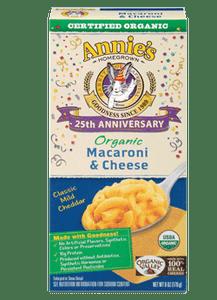 Homegrown Organic Mac & Cheese - Annie's